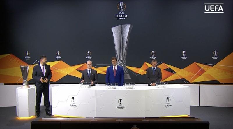 Bốc thăm Europa League: Lukaku giành giải xuất sắc nhất năm - ảnh 1