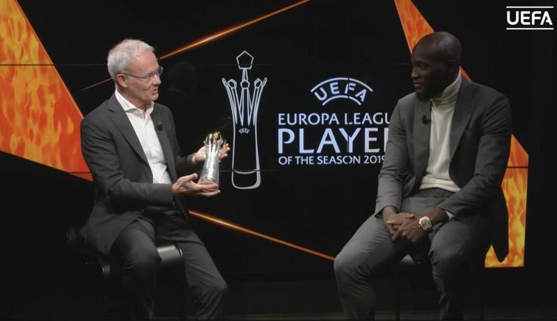 Bốc thăm Europa League: Lukaku giành giải xuất sắc nhất năm - ảnh 5