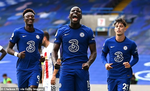 Hiệp hai bùng nổ, Chelsea thắng hoành tráng nhờ tân binh - ảnh 7
