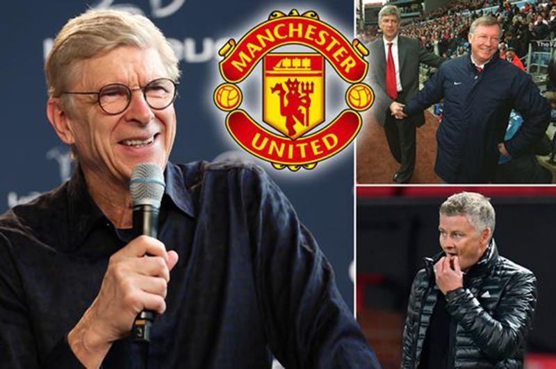 Arsene Wenger xác nhận được MU mời làm HLV trưởng - ảnh 1
