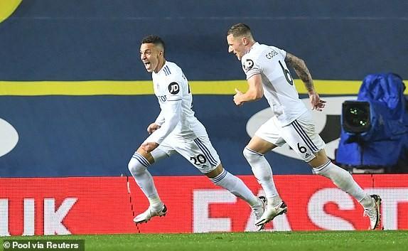 Leeds United quả cảm khiến Man City phải cúi đầu - ảnh 4