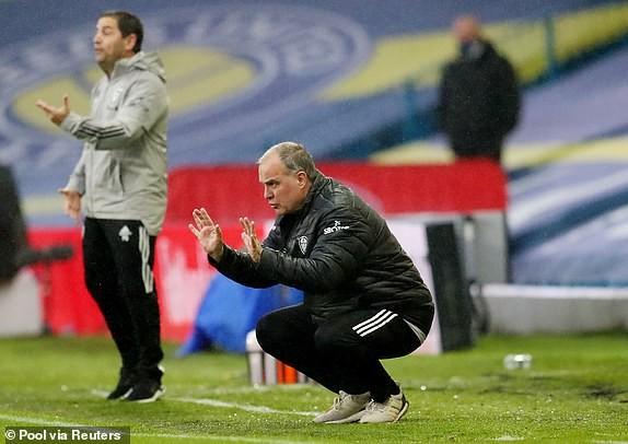 Leeds United quả cảm khiến Man City phải cúi đầu - ảnh 1