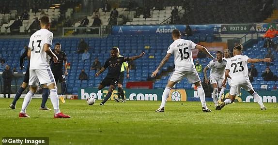 Leeds United quả cảm khiến Man City phải cúi đầu - ảnh 2