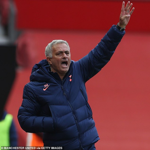 Tottenham sẽ ghi 10, 11 bàn nếu HLV không phải là Mourinho - ảnh 3