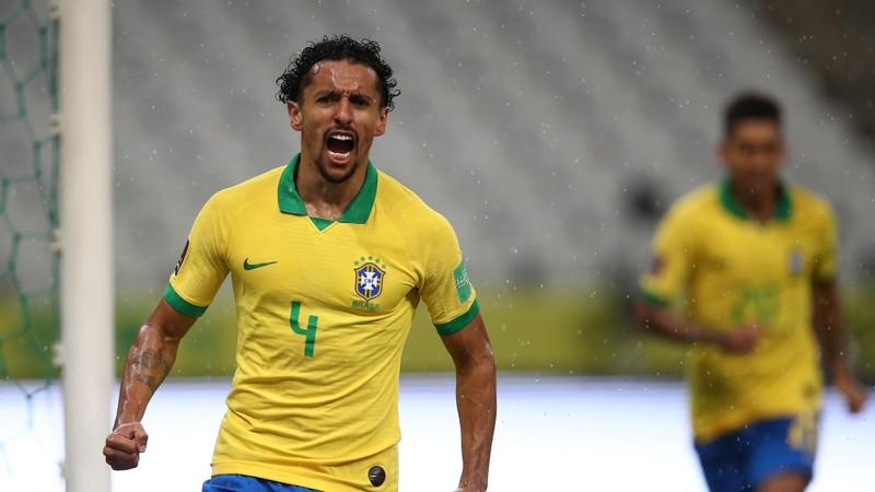 Neymar, Coutinho, Firmino rực sáng, Brazil thắng hoành tráng - ảnh 4
