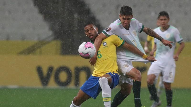 Neymar, Coutinho, Firmino rực sáng, Brazil thắng hoành tráng - ảnh 3