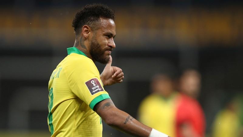 Neymar, Coutinho, Firmino rực sáng, Brazil thắng hoành tráng - ảnh 5