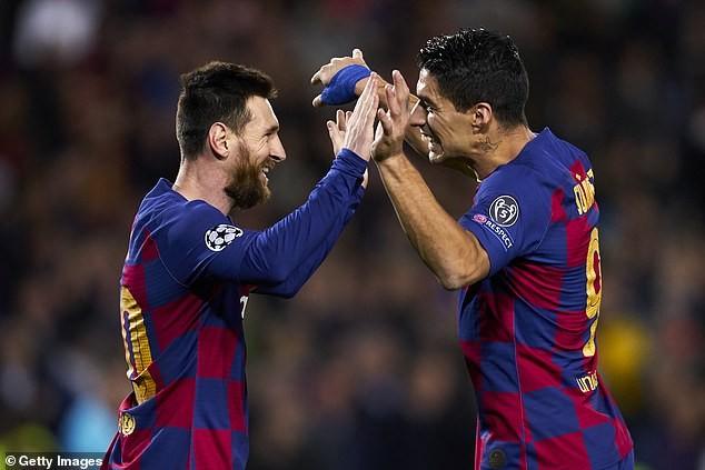 HLV Koeman tiết lộ bất ngờ với Messi về Suarez - ảnh 1