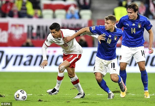 Hai nhà vô địch Pháp và Bồ Đào Nha chia điểm, Ý hòa nhạt - ảnh 6