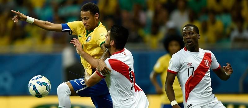 Neymar ranh ma kiếm 11m lập hat-trick, Brazil thắng ngược Peru - ảnh 4