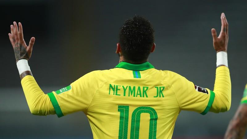 Neymar ranh ma kiếm 11m lập hat-trick, Brazil thắng ngược Peru - ảnh 5