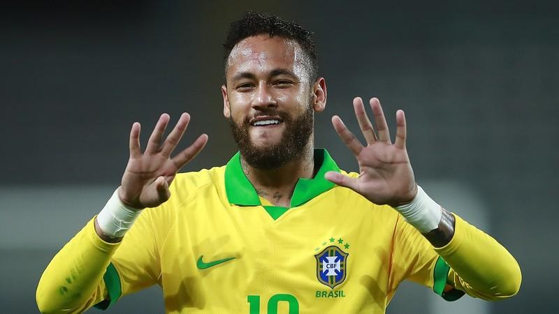 Neymar ranh ma kiếm 11m lập hat-trick, Brazil thắng ngược Peru - ảnh 2