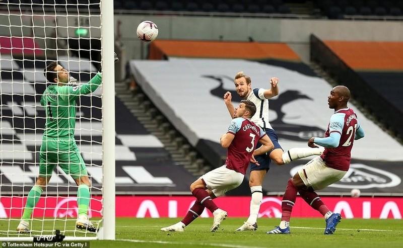Bale vào sân, Tottenham đang dẫn 3 bàn bị gỡ hòa đau đớn - ảnh 4