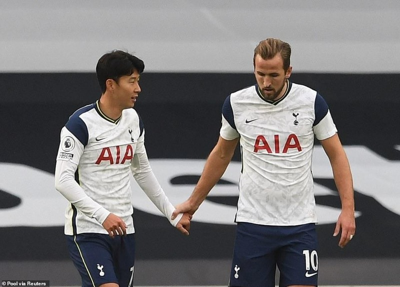 Bale vào sân, Tottenham đang dẫn 3 bàn bị gỡ hòa đau đớn - ảnh 1