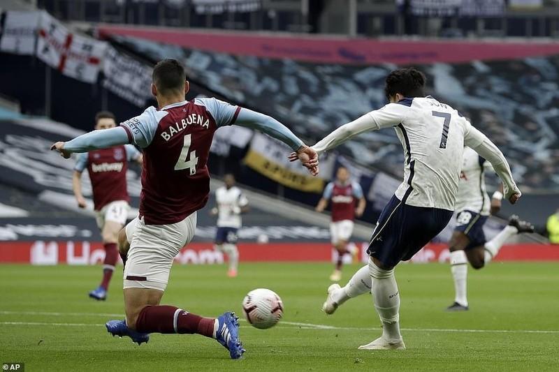 Bale vào sân, Tottenham đang dẫn 3 bàn bị gỡ hòa đau đớn - ảnh 2