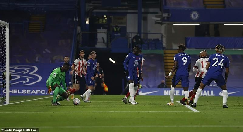 Thắng ngược đội bét bảng, Chelsea vào Top 3 Premier League - ảnh 1