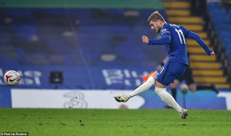 Thắng ngược đội bét bảng, Chelsea vào Top 3 Premier League - ảnh 5