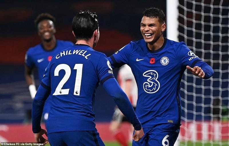 Thắng ngược đội bét bảng, Chelsea vào Top 3 Premier League - ảnh 4