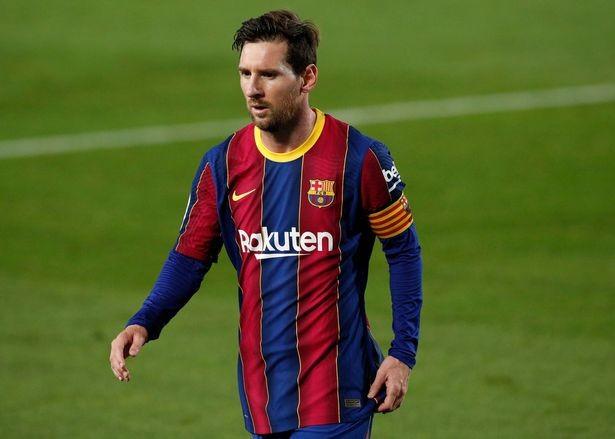 Sau Ronaldo, PSG liên hệ với cha của… Messi - ảnh 1
