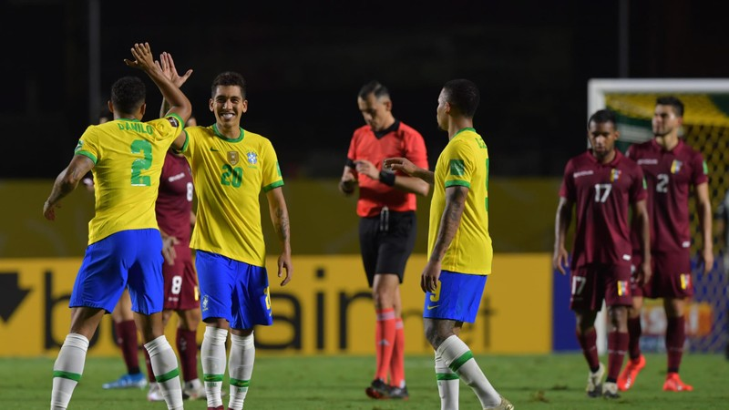 Neymar đi vắng, Brazil vẫn thắng để vượt qua Argentina - ảnh 3