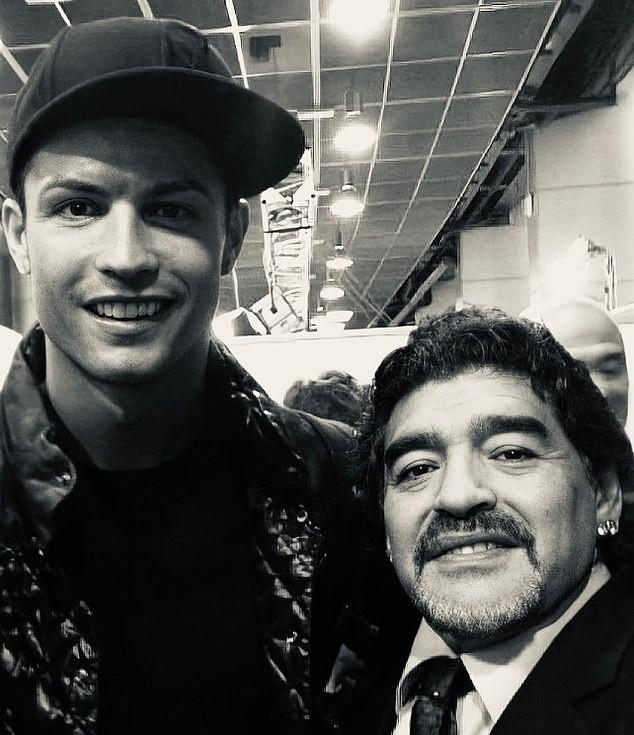 Thế giới tiếc thương huyền thoại Maradona: Messi nói gì? - ảnh 6