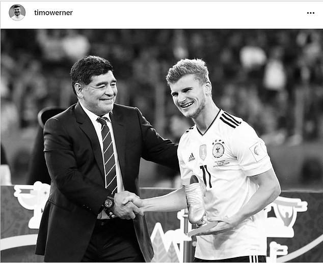 Thế giới tiếc thương huyền thoại Maradona: Messi nói gì? - ảnh 12