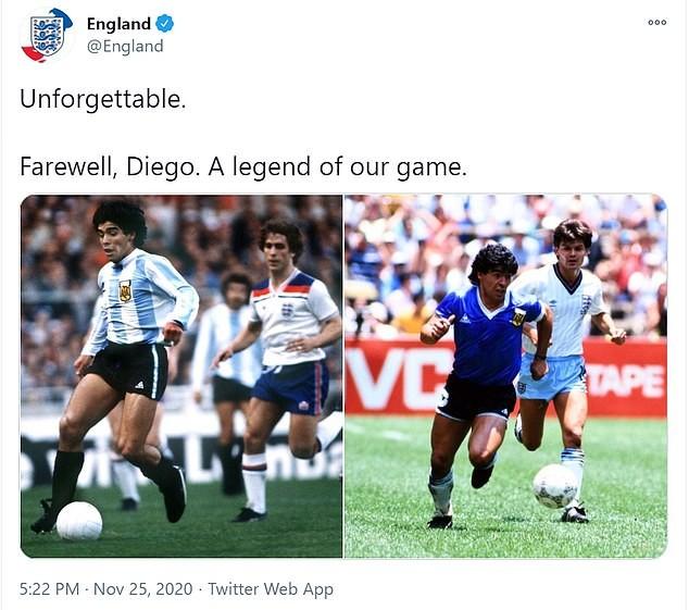 Thế giới tiếc thương huyền thoại Maradona: Messi nói gì? - ảnh 13