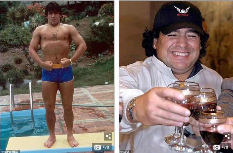 Cuộc đời và sự nghiệp phi thường của Diego Maradona - ảnh 8
