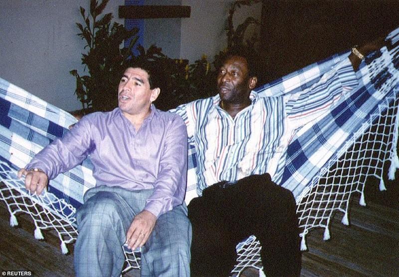 Cuộc đời và sự nghiệp phi thường của Diego Maradona - ảnh 5