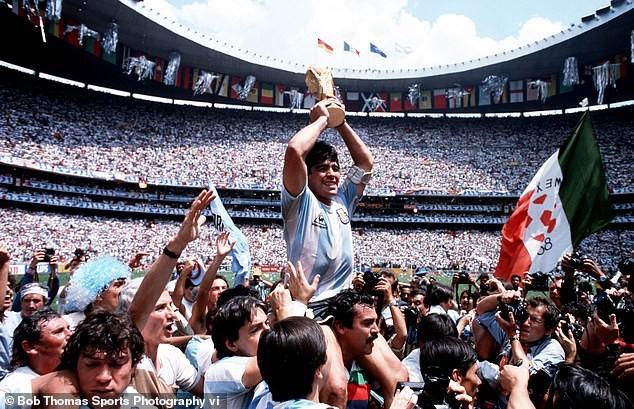 Cuộc đời và sự nghiệp phi thường của Diego Maradona - ảnh 9