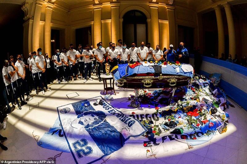 Anh ta phải chết vì xúc phạm thi thể Maradona - ảnh 3