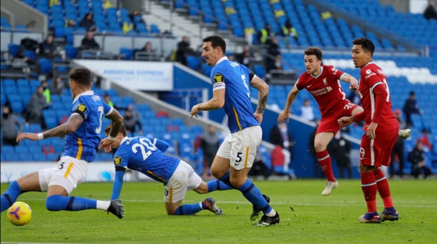 Bị gỡ phút 90+3 vì VAR, Liverpool vẫn lên đỉnh Premier League - ảnh 6