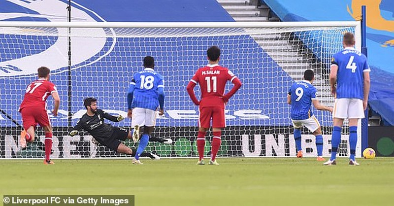 Bị gỡ phút 90+3 vì VAR, Liverpool vẫn lên đỉnh Premier League - ảnh 2