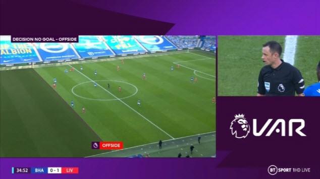 Bị gỡ phút 90+3 vì VAR, Liverpool vẫn lên đỉnh Premier League - ảnh 5