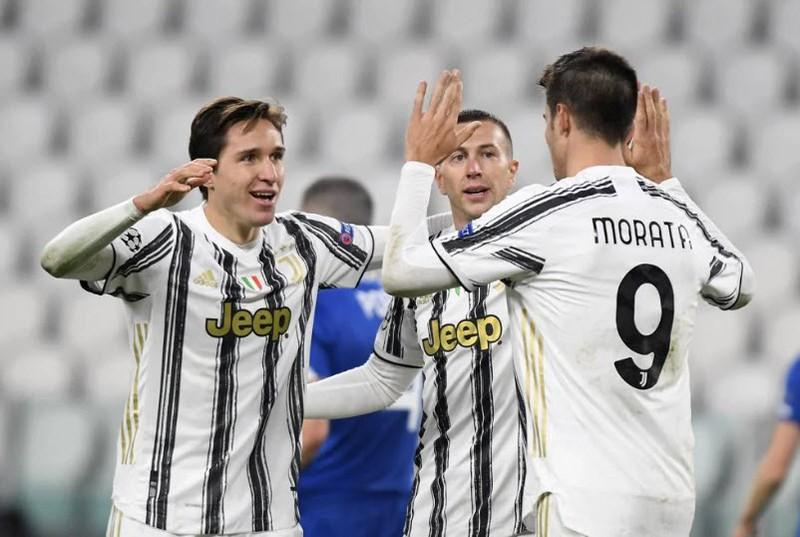 Barcelona, Juventus cùng thắng đậm, Dortmund giành vé sớm - ảnh 3