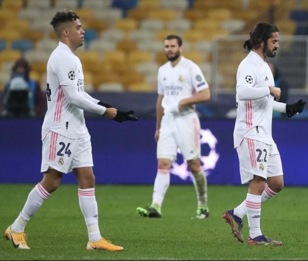 Thống kê buồn của Real Madrid không Ronaldo - ảnh 1