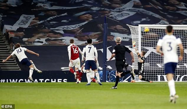 Son, Kane rực sáng, Tottenham hạ Arsenal lấy lại ngôi đầu - ảnh 3