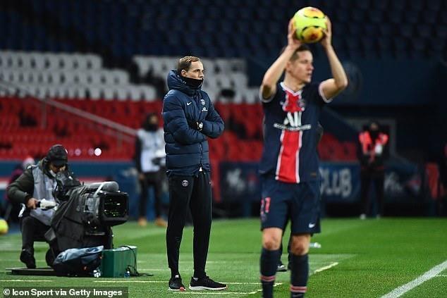 Giúp PSG thắng 4-0, Tuchel vẫn bị sa thải đêm giáng sinh - ảnh 1