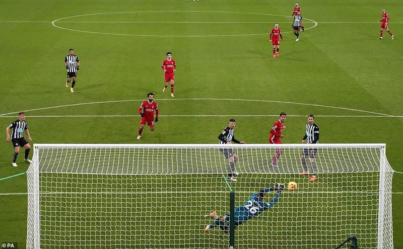 Salah, Mane, Firmino bó tay vì Darlow, Liverpool bị cầm hòa - ảnh 3