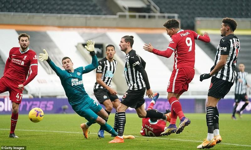 Salah, Mane, Firmino bó tay vì Darlow, Liverpool bị cầm hòa - ảnh 4