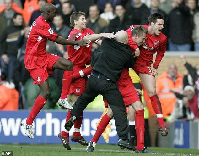 100 năm không thắng MU của Liverpool: Cái dớp Old Trafford - ảnh 6
