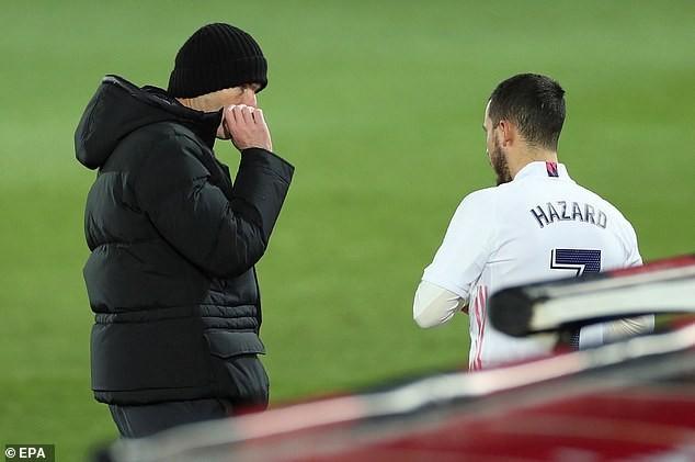 Zidane nói về Hazard và điều bất thường ở Real Madrid - ảnh 3