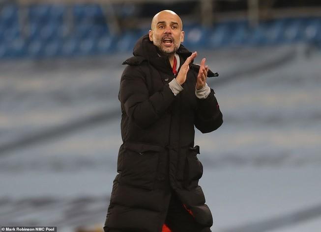 Guardiola né tránh nói về cuộc đua với MU và Liverpool - ảnh 2