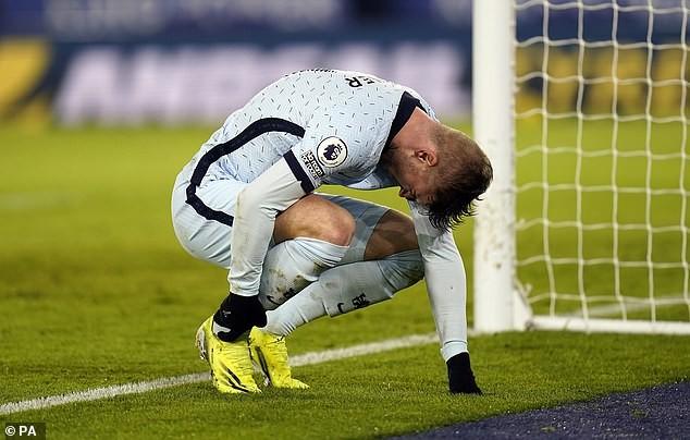 Nguy cơ bị Chelsea sa thải, Lampard vẫn nói mình rất giỏi - ảnh 2