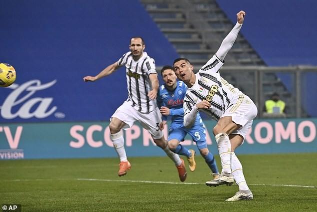 Juventus vô địch, Ronaldo viết lại lịch sử bóng đá - ảnh 1