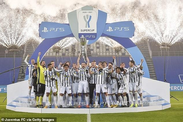 Juventus vô địch, Ronaldo viết lại lịch sử bóng đá - ảnh 3
