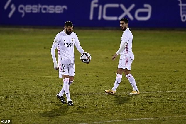 Real Madrid thua đội hạng ba, Zidane nói không xấu hổ - ảnh 2