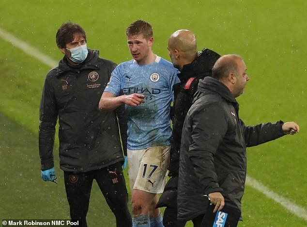 Man City nhận tin dữ trong cuộc đua vô địch Premier League - ảnh 2