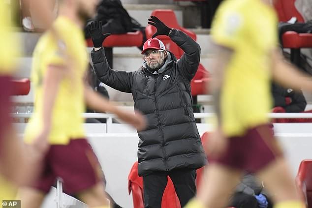 Klopp: 'Đó là cái cớ, Liverpool không cần điều đó' - ảnh 2