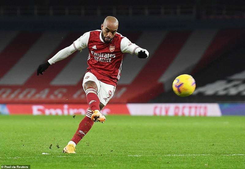 Hòa Arsenal, Solskjaer nói gì khi MU lập kỷ lục? - ảnh 1
